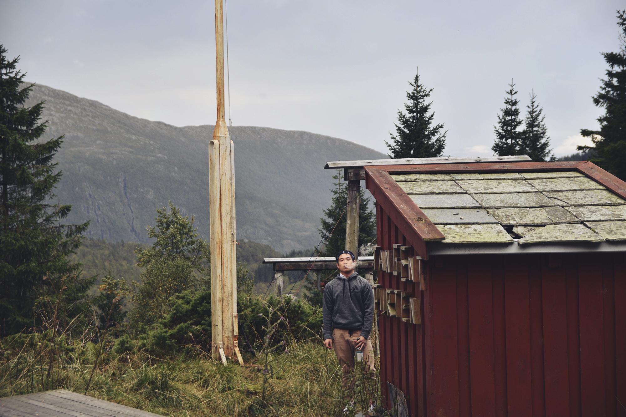 Cabin trip Kramboden