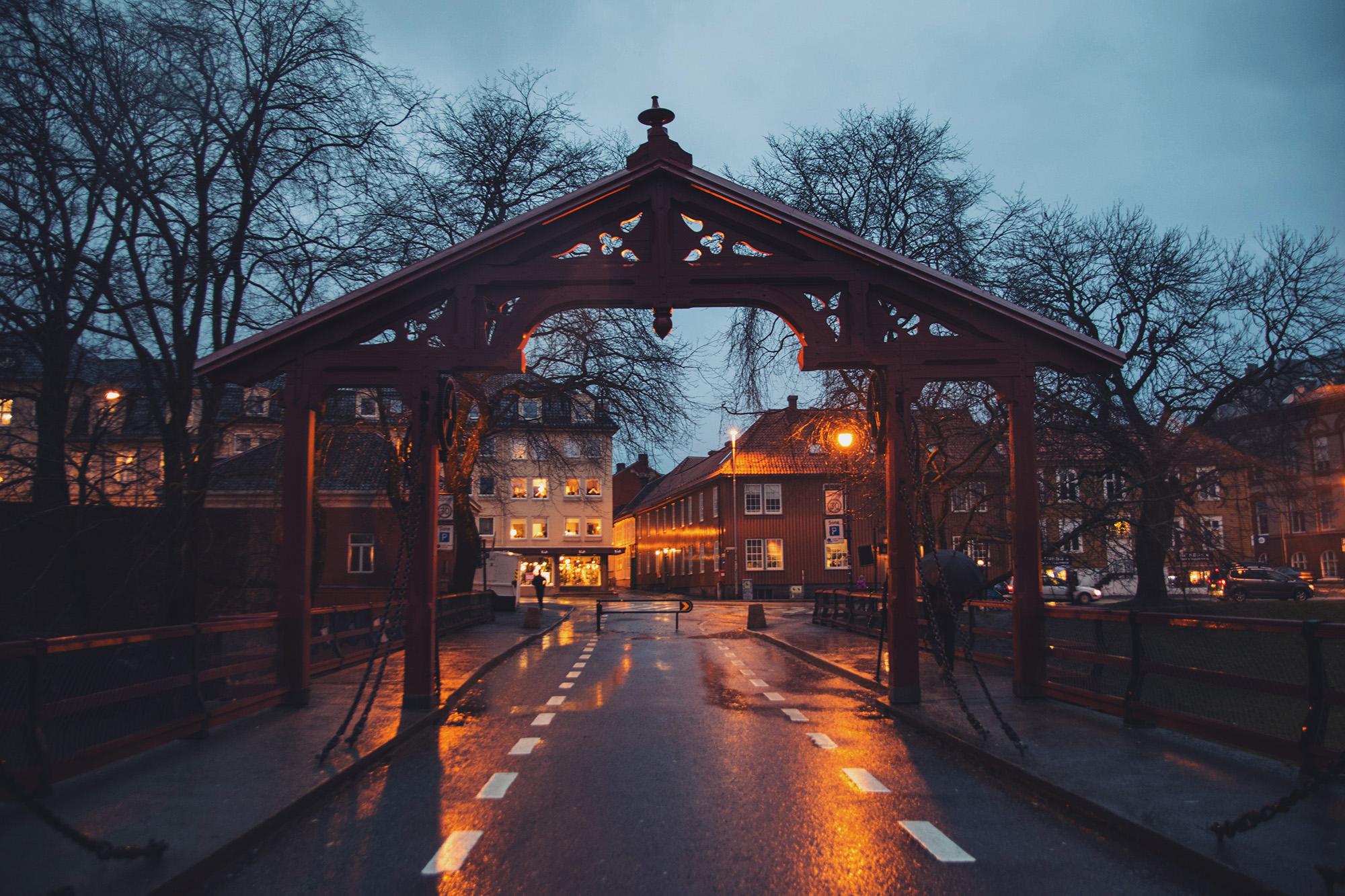 Gamle Bybro, Trondheim