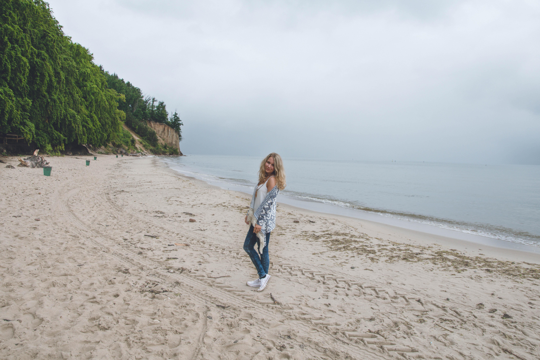 Roadtrip Polsko - pláž