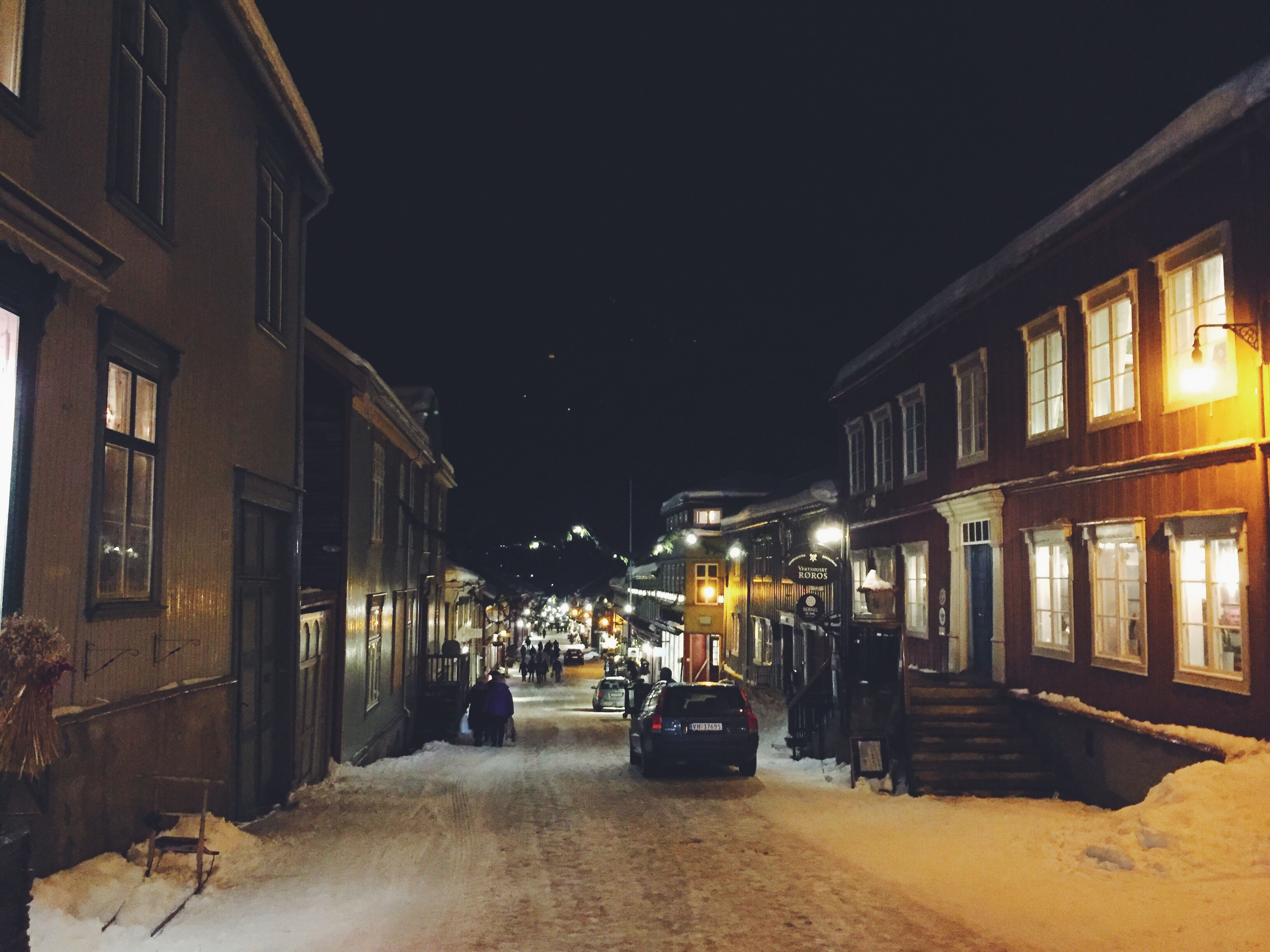 Christmas at Røros