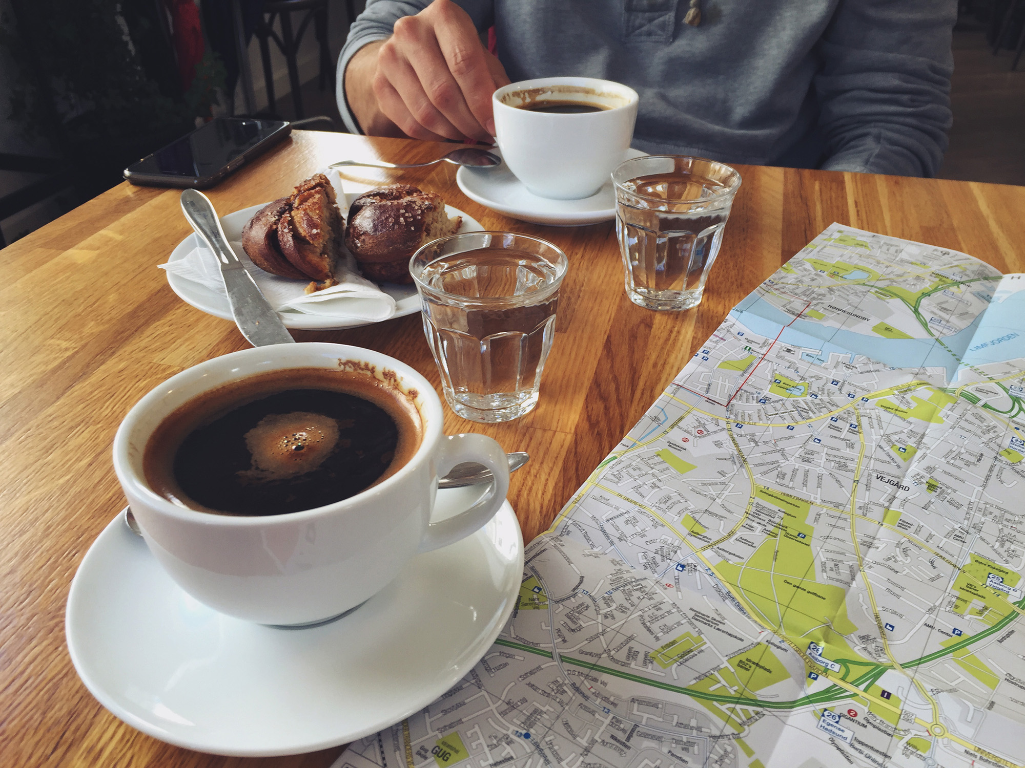 Aalborg Behag Din Smag cafe
